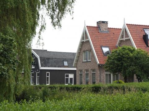 Woonhuis aan de Ring in Oudenhoorn