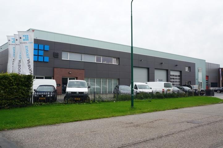 Bedrijfsgebouw in De Meern