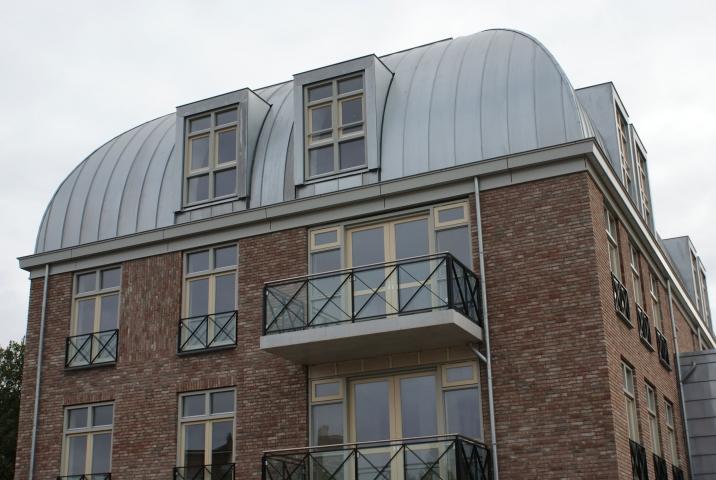 15 zorgappartementen te Oostvoorne