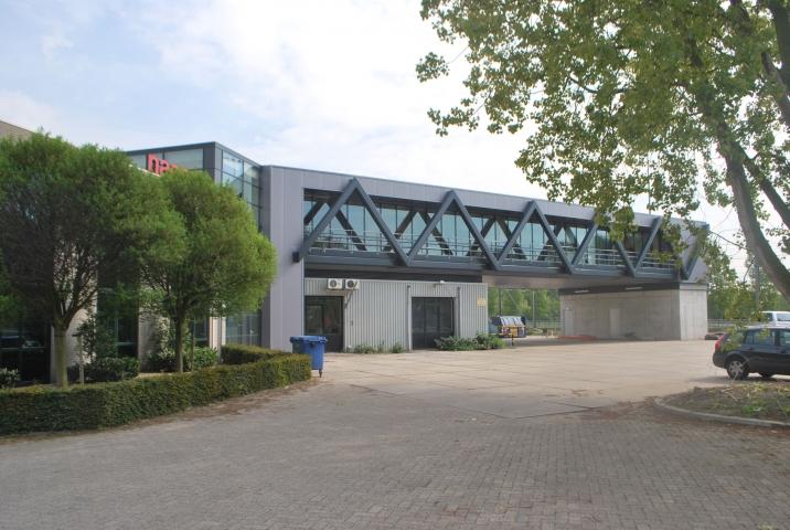 Uitbreiding kantoor te Rozenburg