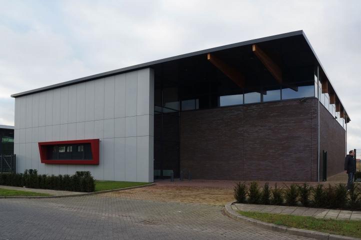 Bedrijfsgebouw Scheijdelveweg