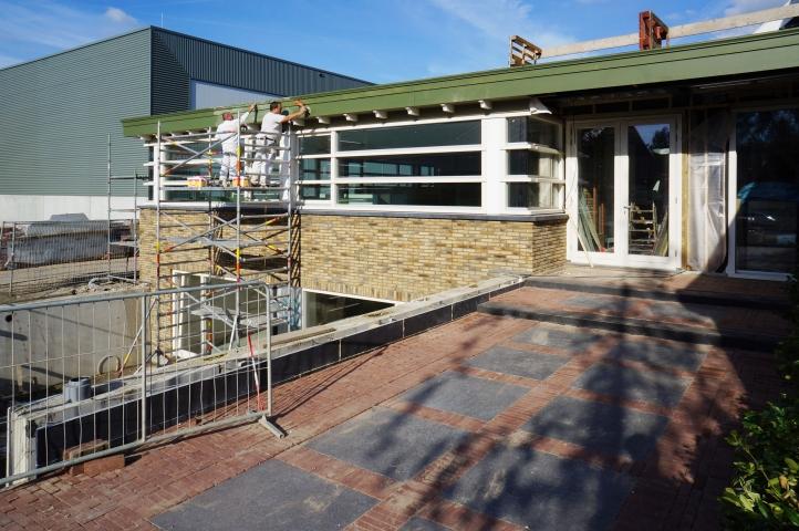 Oudenhoorn - Nieuwbouw kantoor Farm Frites