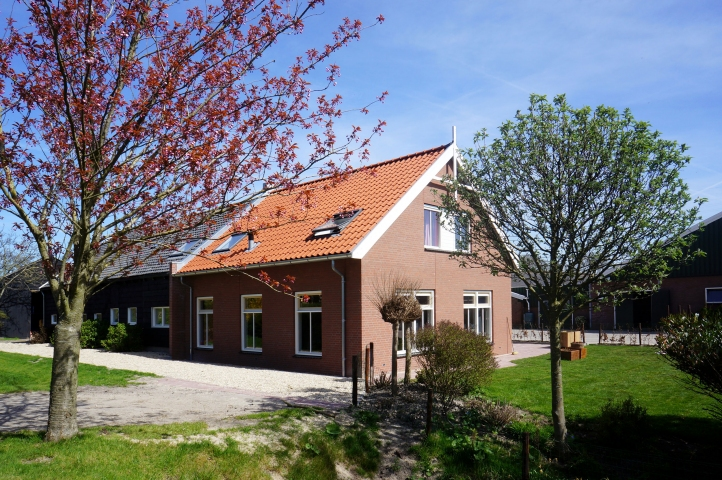 Nieuwe kopwoning voor dijk-boerderij in Zwartewaal