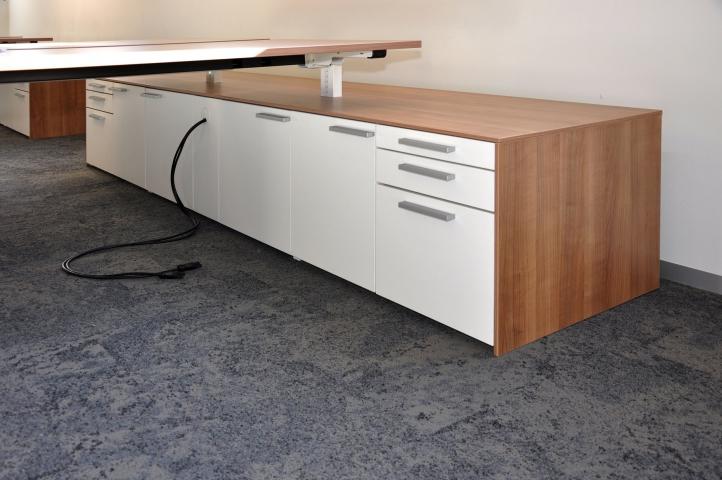 Het eerste meubilair is geplaatst bij Compass Infrastructuur