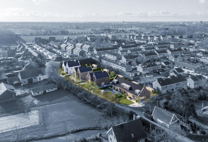 Wonen aan de Smithilseweg in Nieuwenhoorn