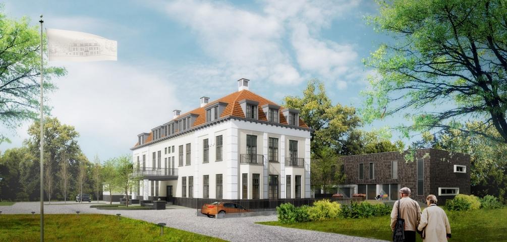 Revitalisatie Duinhuis te Oostvoorne