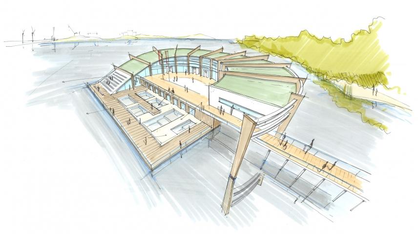 Eco-paviljoen Westvoorne
