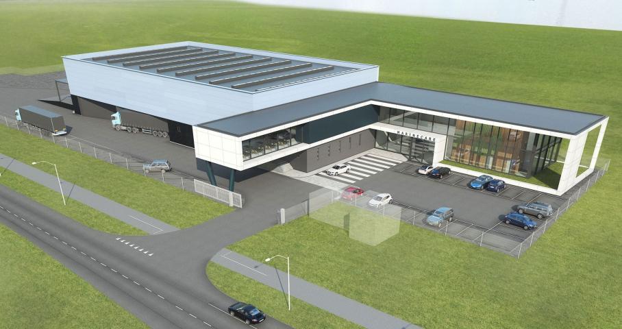 Nieuw hoofdkantoor en ADR-opslag voor Marine Care in Rotterdam