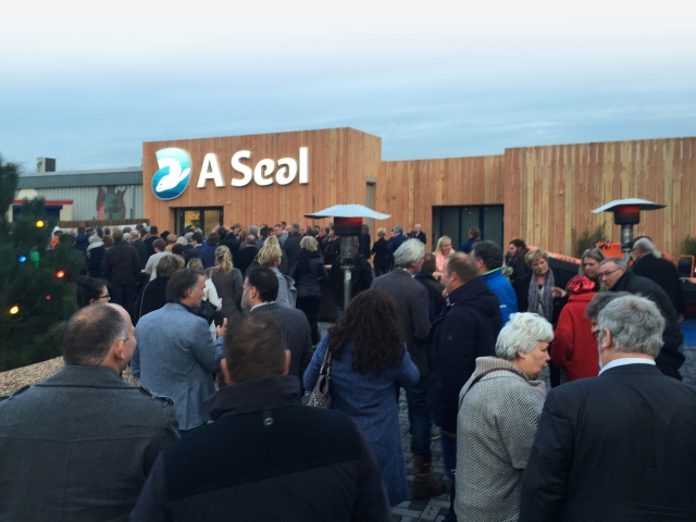 Opening A-Seal in Stellendam