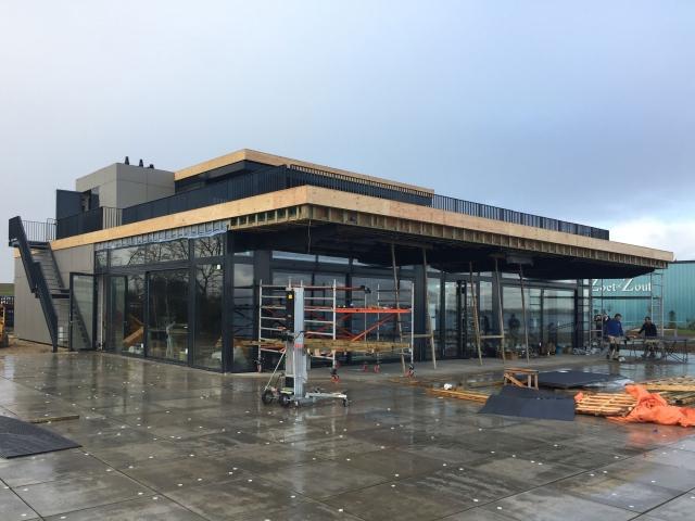 De Laatste Loodjes - Paviljoen aan het Haringvliet