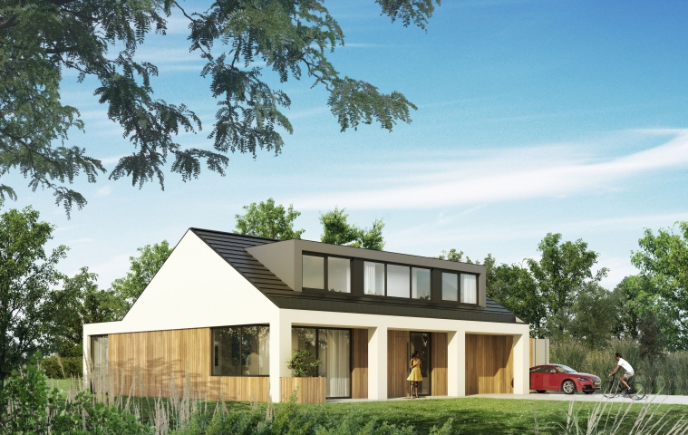 Woningtransformatie in Brielle