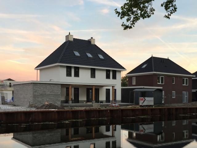 Nieuwbouw woonhuis te Capelle a/d IJssel