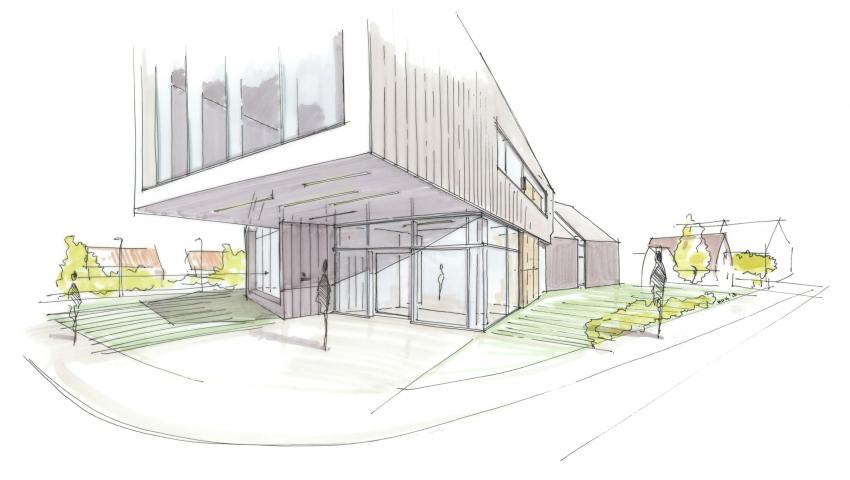 Nieuwbouw Atelier Nobel in Spijkenisse