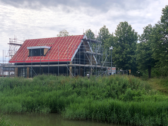 Bouwupdate woonhuis Brouwershaven