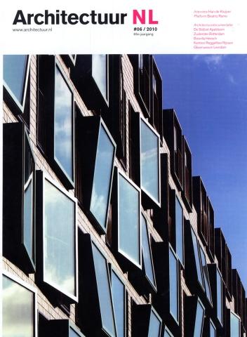 Architectuur NL juni 2010