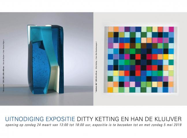 Expositie Han de Kluijver - Broft Gallery