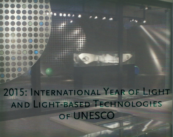 2015 - International Year of Light