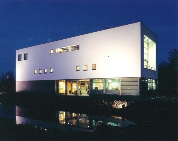 Woning & Atelier Goud en Zilversmid te Spijkenisse
