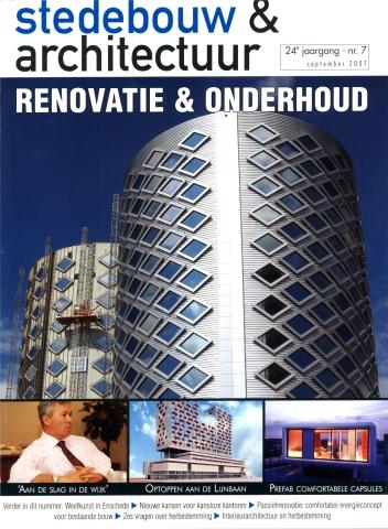Stedebouw & architectuur september 2007