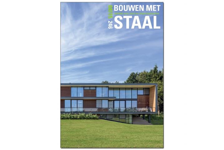 Bouwen met staal 08-2015 - 'Hal verrijkt met Programma'